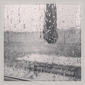 4/5 Rain through my screen
