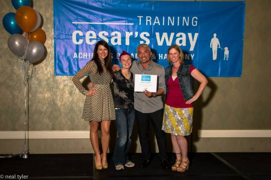 Cesar Millan Graduation Certification project K9